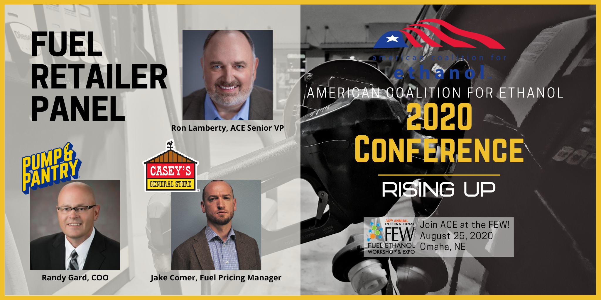 Fuel marketers to share E15, flex fuel retail experience amid COVID-19, HBIIP rollout at August ACE conference