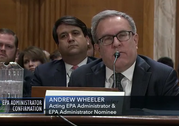 ACE calls on Senators to secure tangible documentation of Wheeler's intentions before confirmation vote