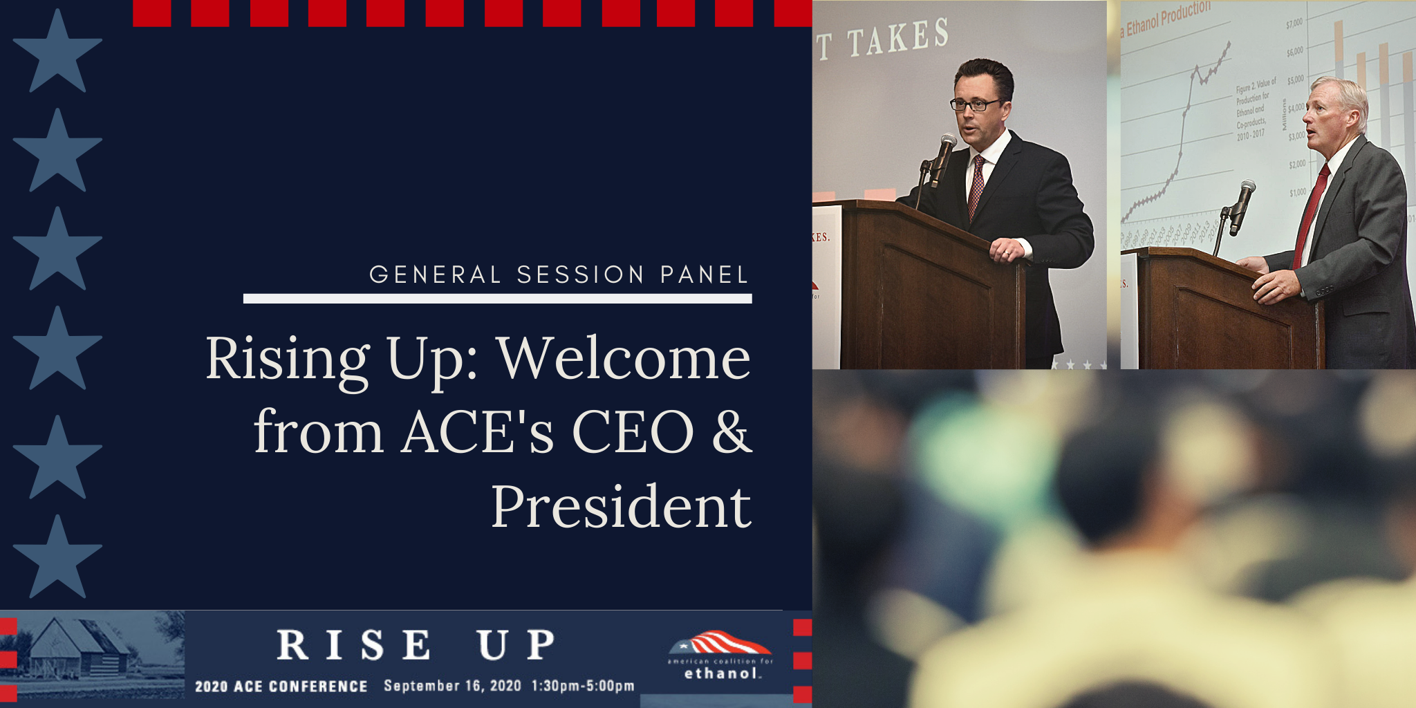 ACE Leadership Addresses Virtual Conference Attendees, Issues Update to Pre-Recorded Content