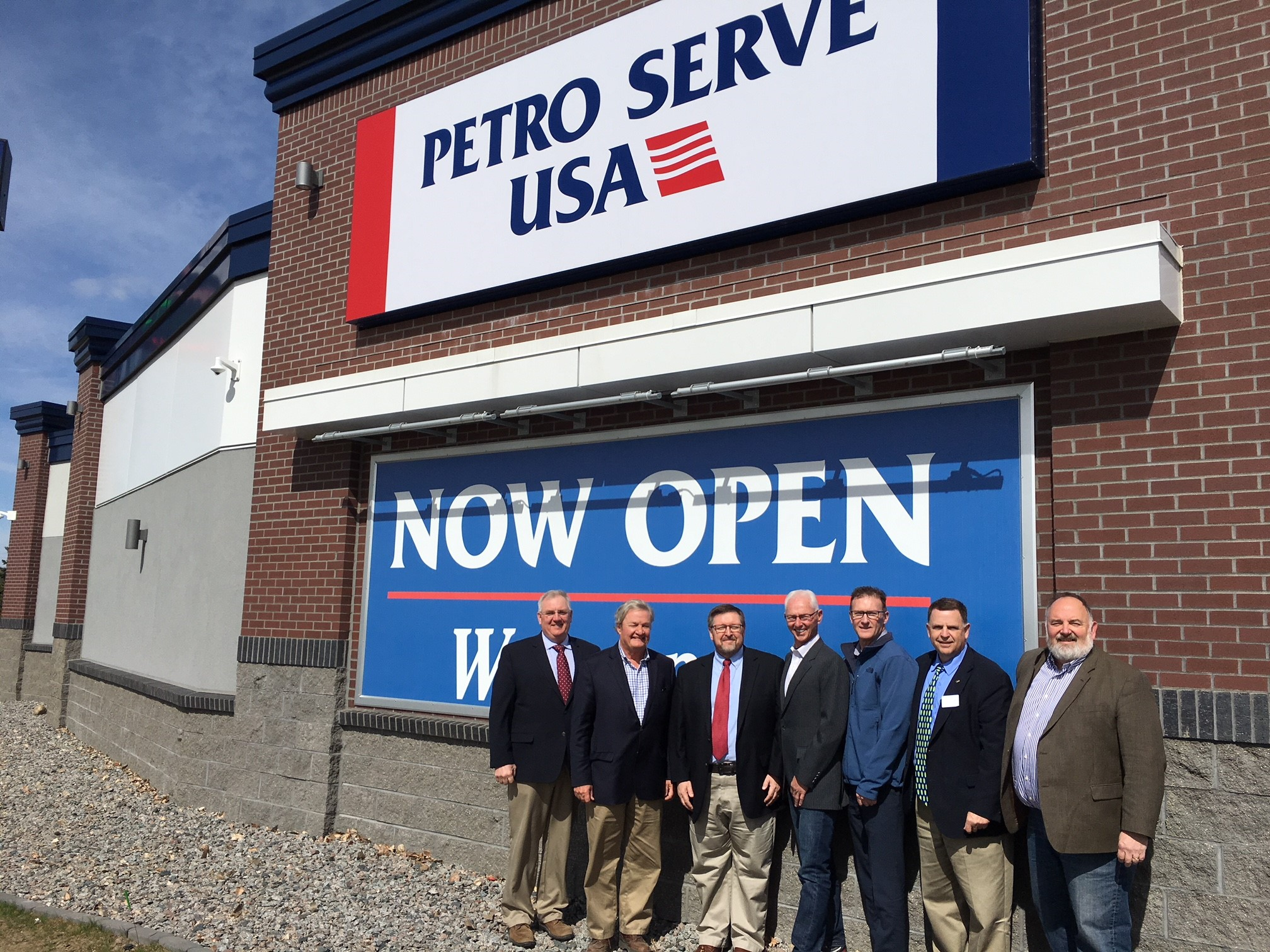 ACE congratulates Petro Serve USA on offering more ND consumers higher ethanol blends