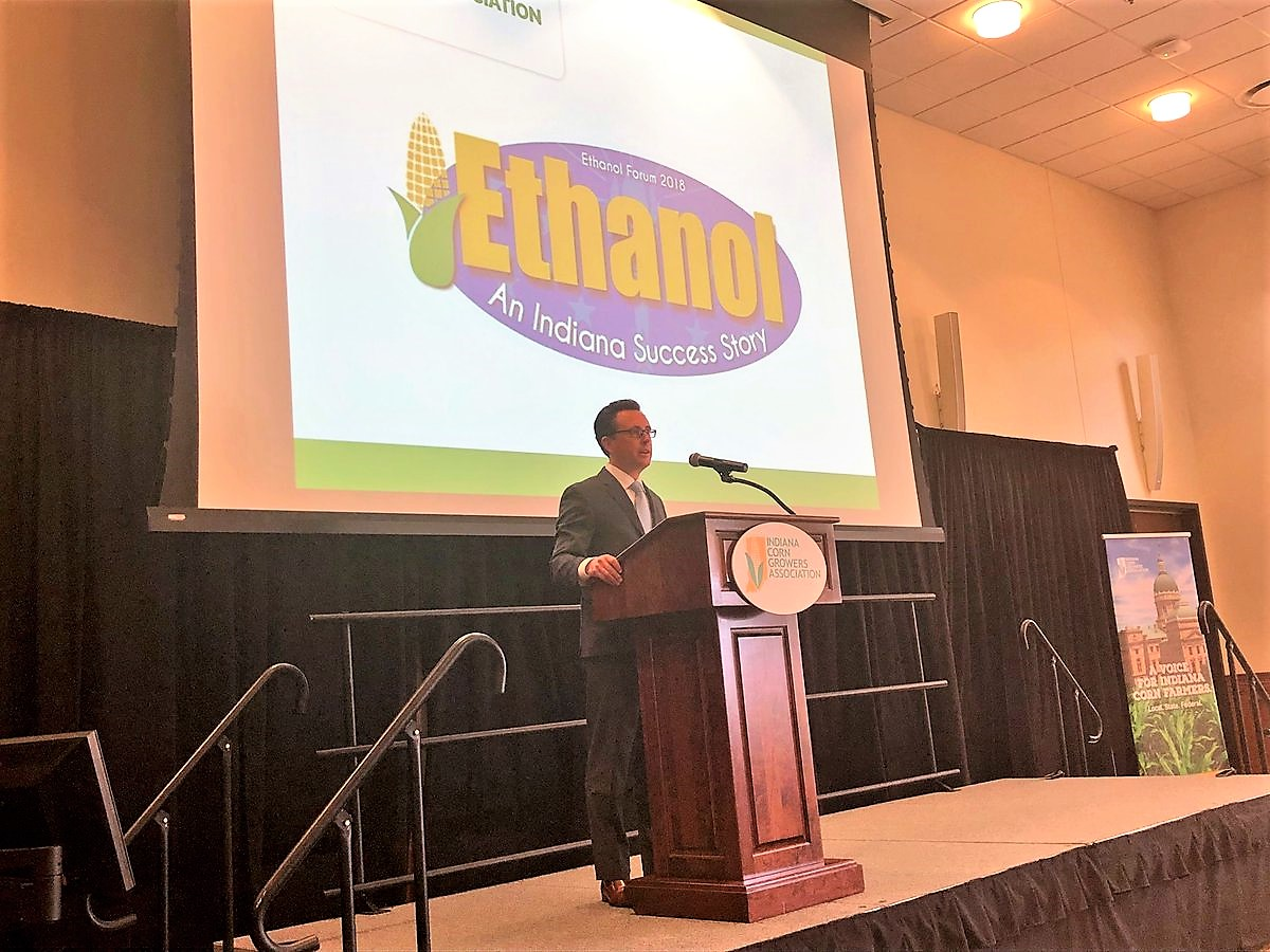 ACE CEO provides industry update during Indiana Ethanol Forum keynote address