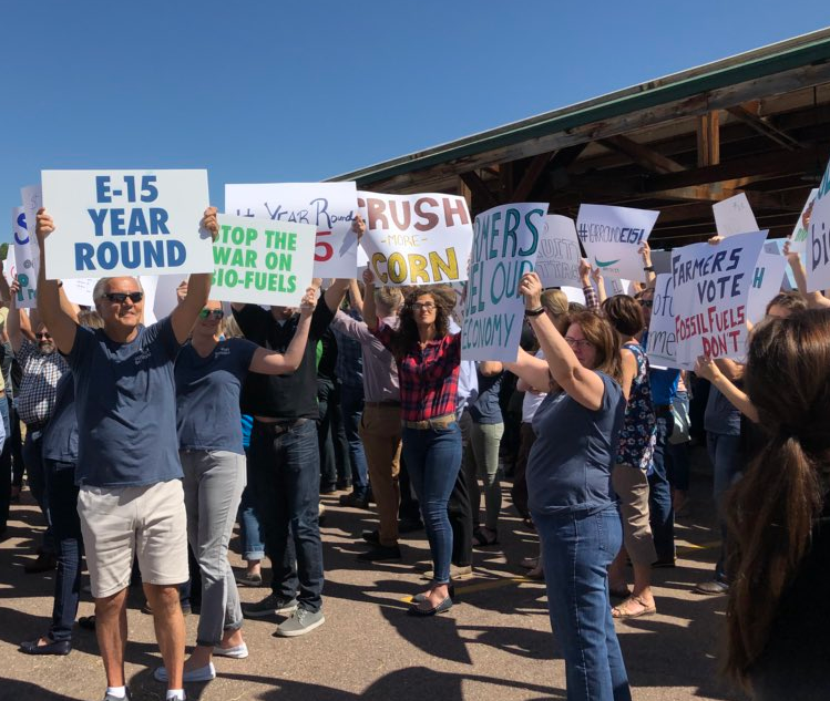 South Dakota's Rural Champions Rally Against EPA War on Biofuels