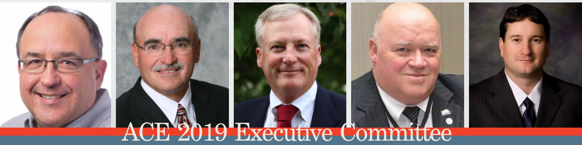 ACE elects 2019 executive committee