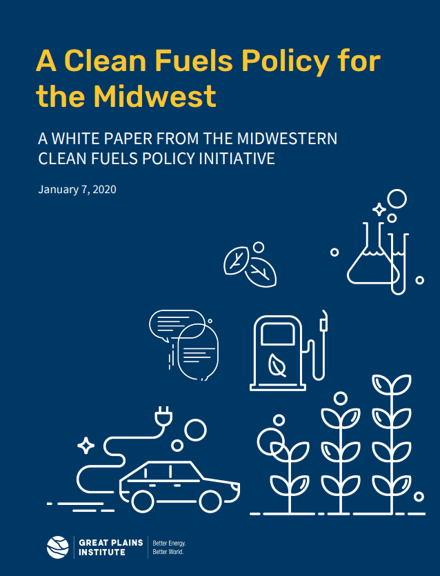 Great Plains Institute - White Paper - Published January 2020