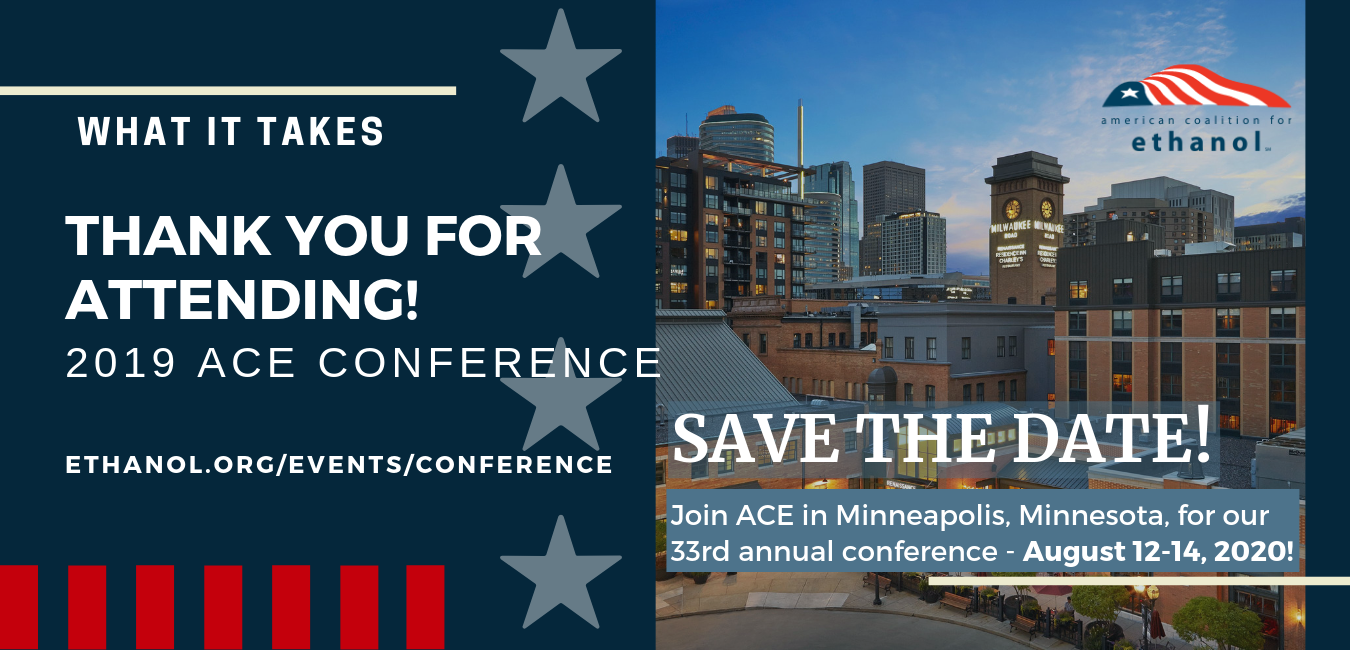 The Annual ACE Conference | American Coalition for Ethanol