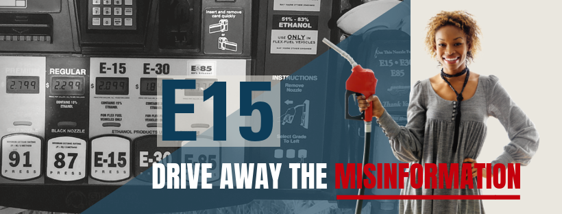Facts About E15 | American Coalition for Ethanol